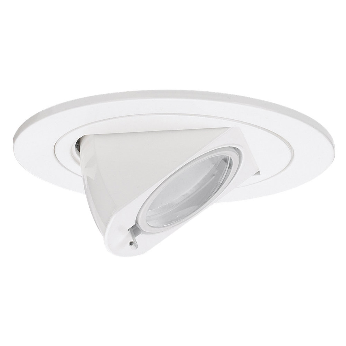 Sea Gull Lighting Signature Recessed Trim Only in White 1237AT-15 photo