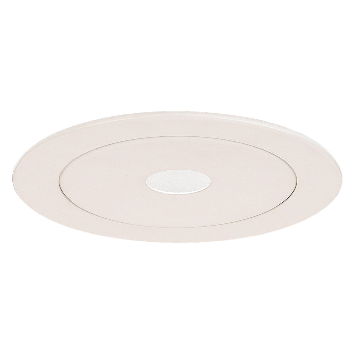 Sea Gull Lighting Signature Recessed Trim Only in White 1238AT-15