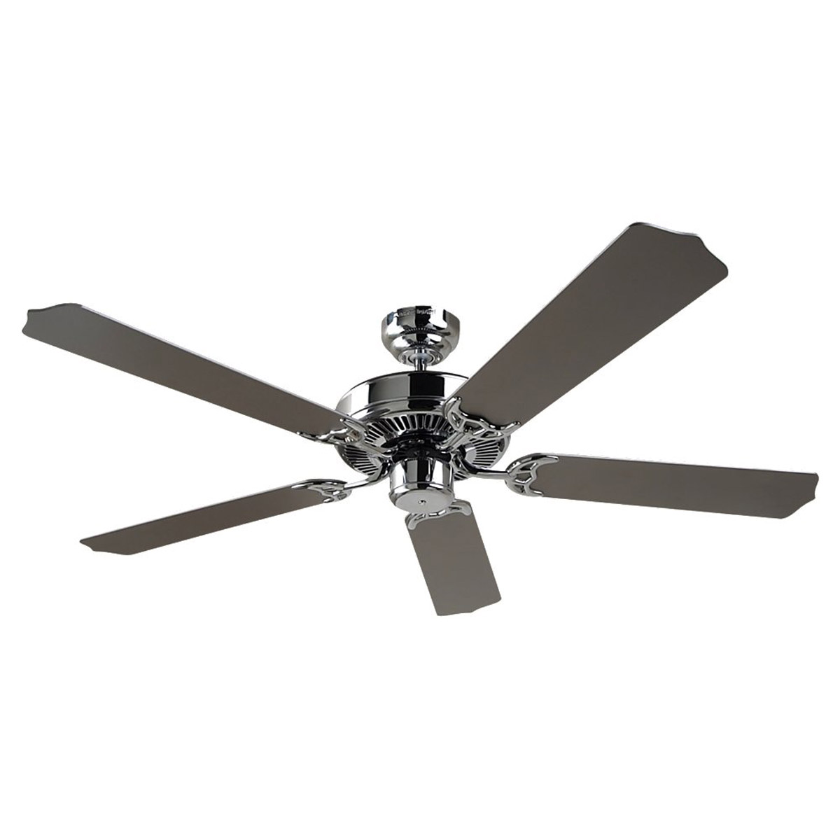Sea Gull Lighting Quality Max & Energy Star 52in Ceiling Fan in Chrome 15030-05