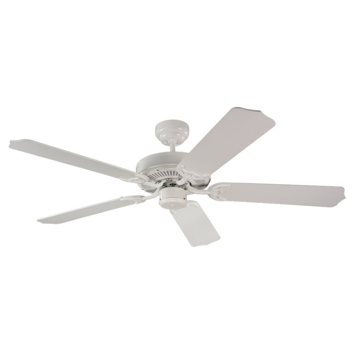 Sea Gull 15030-15 Quality Max 52 inch White Ceiling Fan in Standard photo