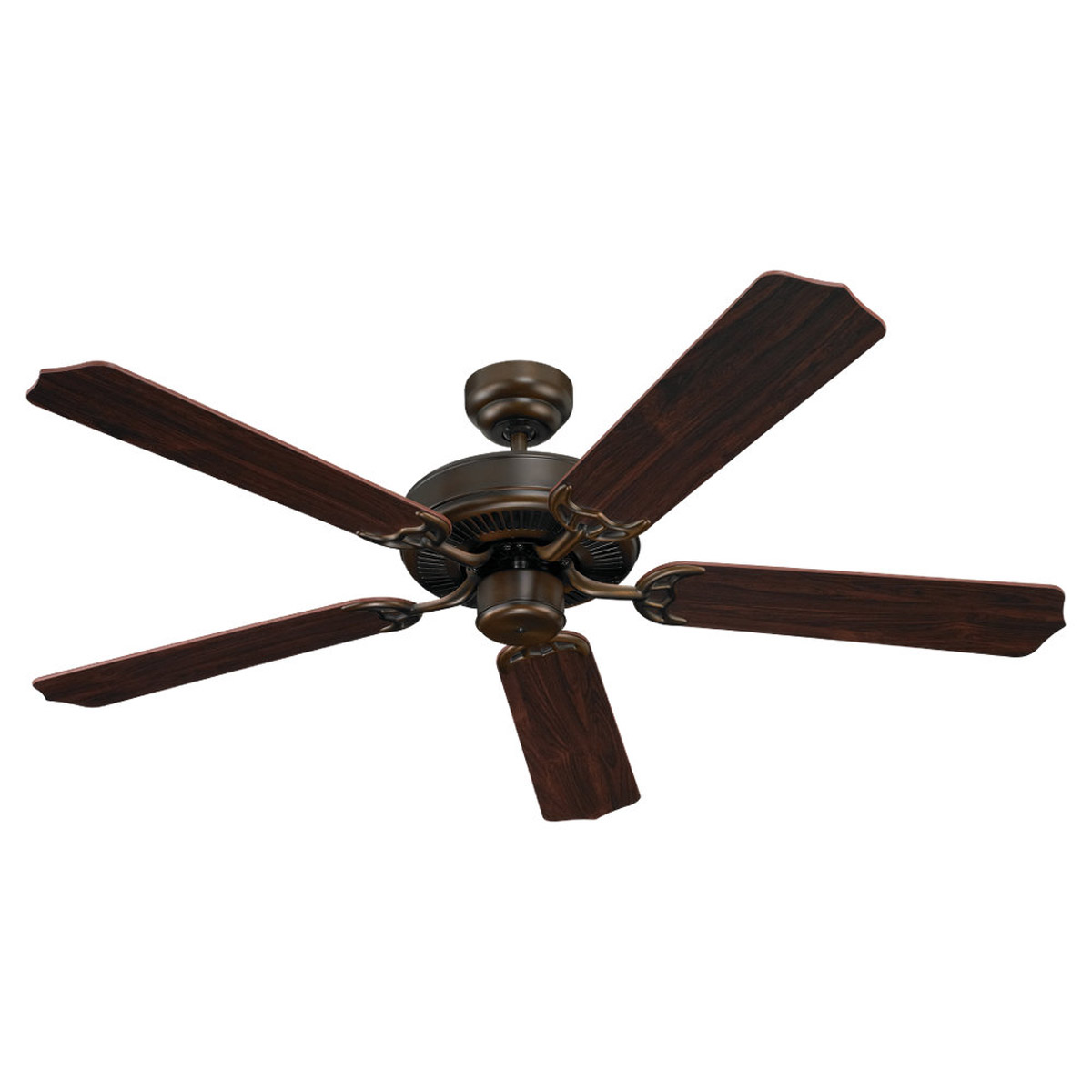Sea Gull 15030-829 Quality Max 52 inch Russet Bronze Ceiling Fan in Standard photo