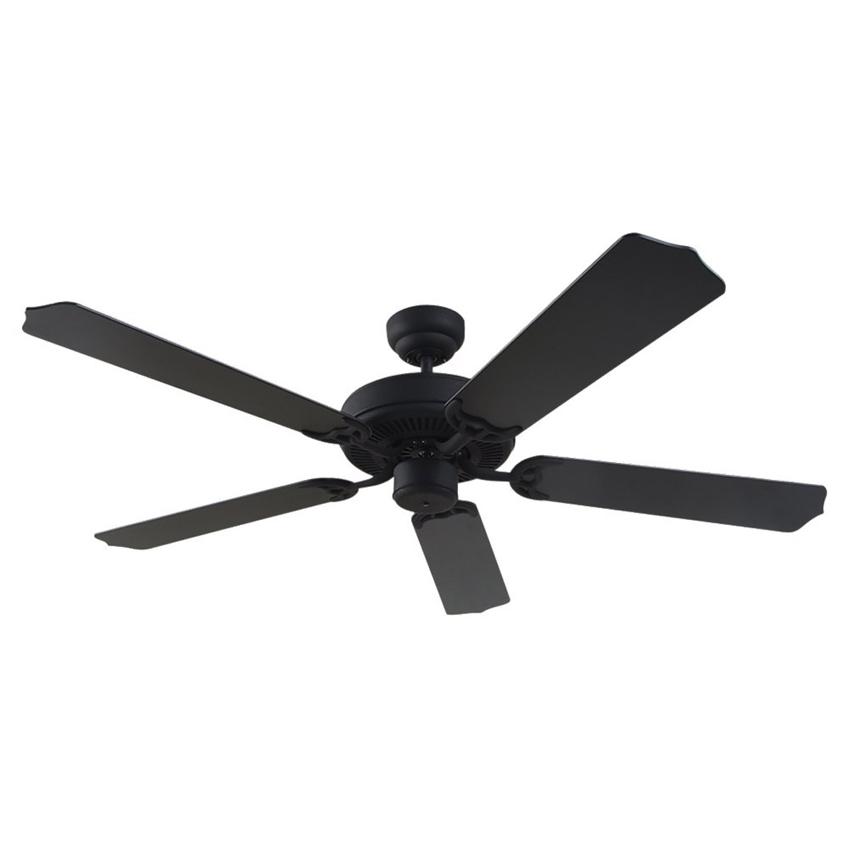 Sea Gull Lighting Quality Max & Energy Star 52 Inch Ceiling Fan in Blacksmith 15030-839