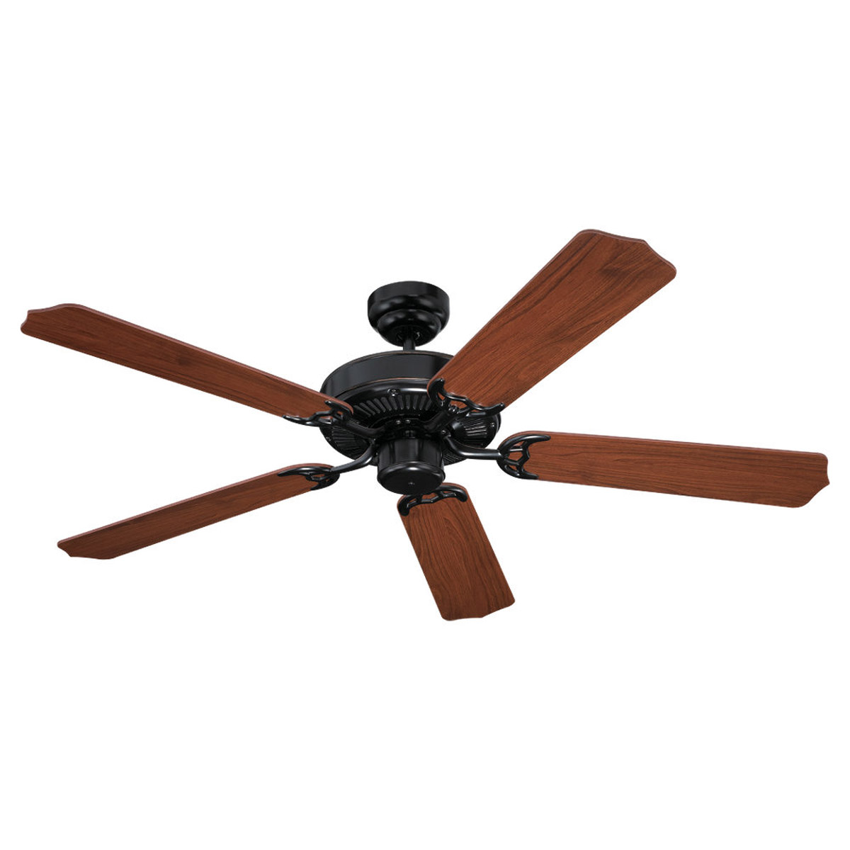 Sea Gull Lighting Quality Max Indoor Ceiling Fan in Vintage Brown 15030-862