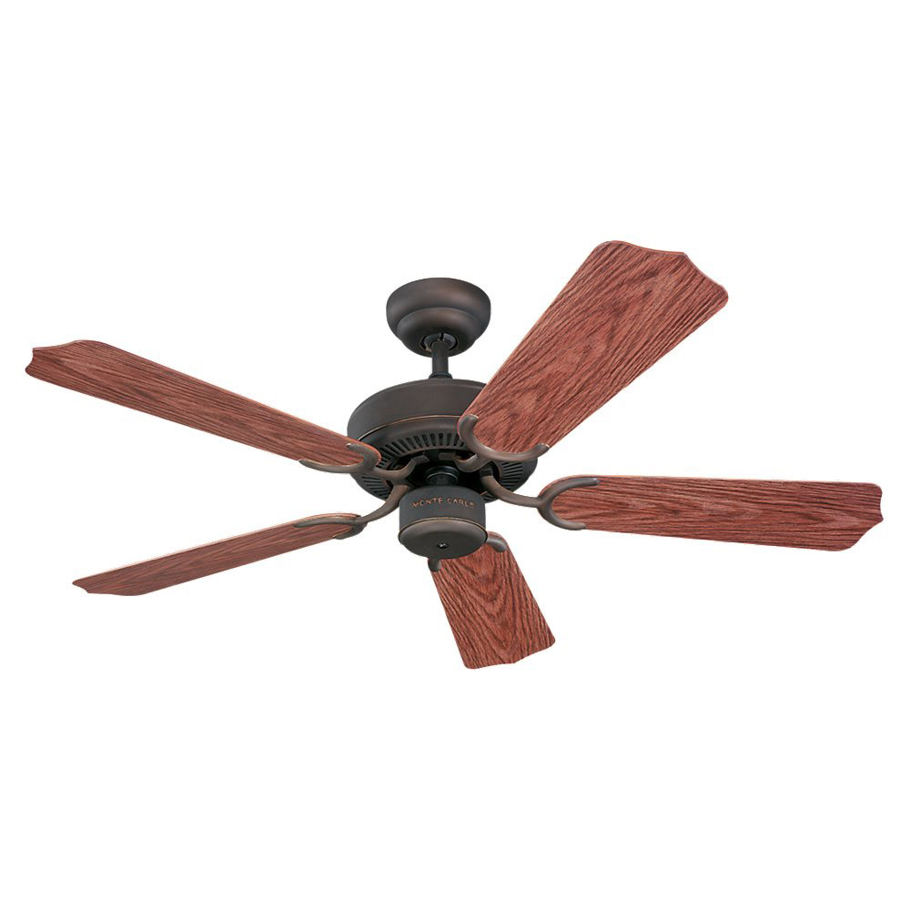 Sea Gull Lighting Panorama 42in Outdoor Ceiling Fan in Roman Bronze 15045-191