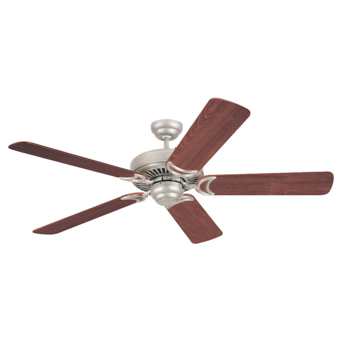 Sea Gull Lighting 52in Celebrity Deluxe Ceiling Fan in Brushed Nickel 1535-962 photo