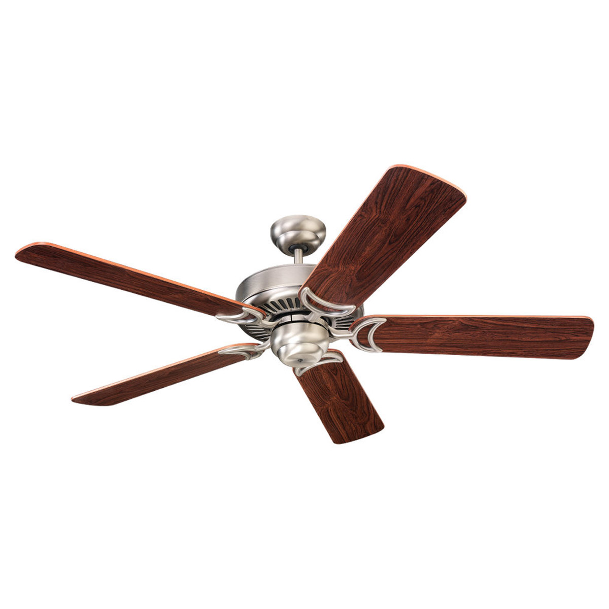 Sea Gull Lighting 52in Celebrity Deluxe Ceiling Fan in Antique Brushed Nickel 1535-965 photo
