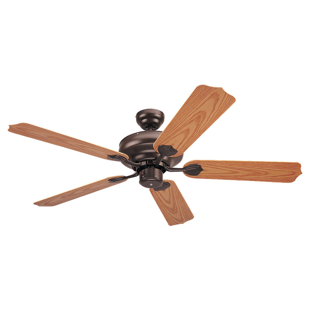 Sea Gull Lighting Long Beach 52in Outdoor Ceiling Fan in Bronze 1540-10