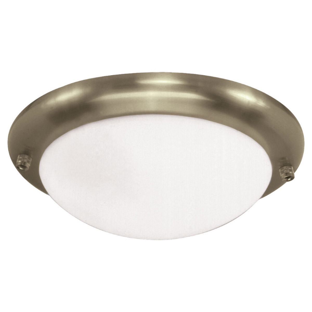 Sea Gull Lighting Signature 1 Light Ceiling Fan Light Kit in Golden Pewter 16148BL-853 photo
