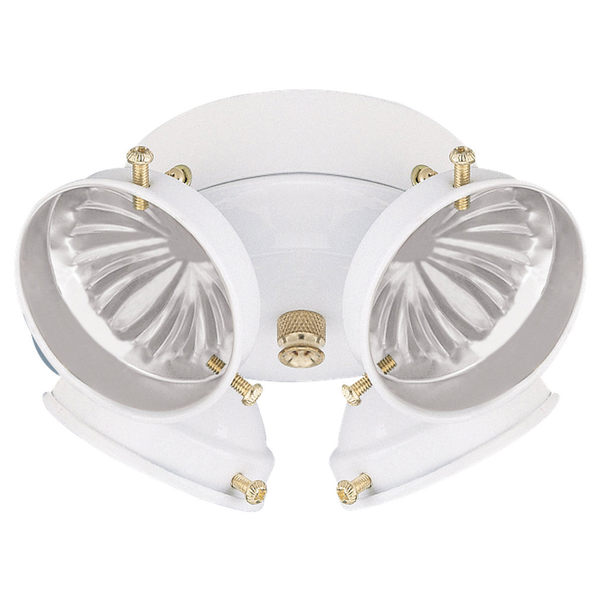 Sea Gull 16151B-15 Signature 4 Light White Fan Light Kit photo