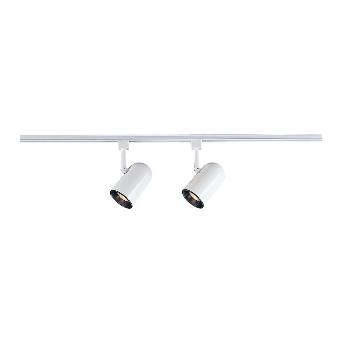 Sea Gull Lighting Ambiance Lx 2 Light Track Lighting Kit in White 2670-15