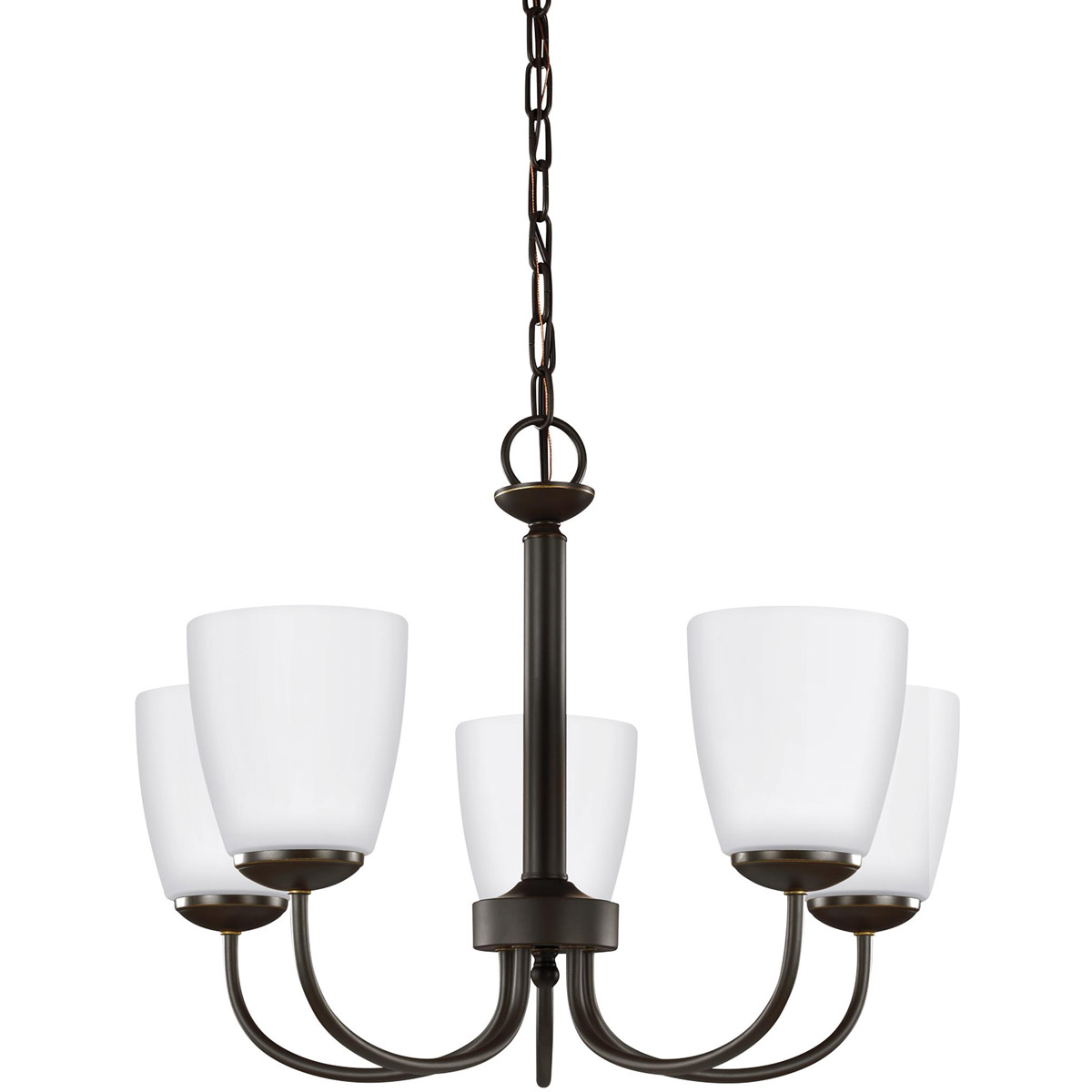 Heirloom Bronze Bannock Chandeliers