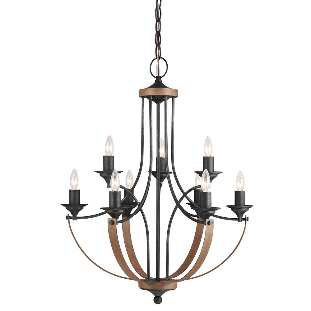 Sea gull 3280409 846 corbeille 9 light 27 inch stardust cerused sea gull 3280409 846 corbeille 9 light 27 inch stardust cerused oak chandelier multi tier ceiling light mozeypictures Image collections