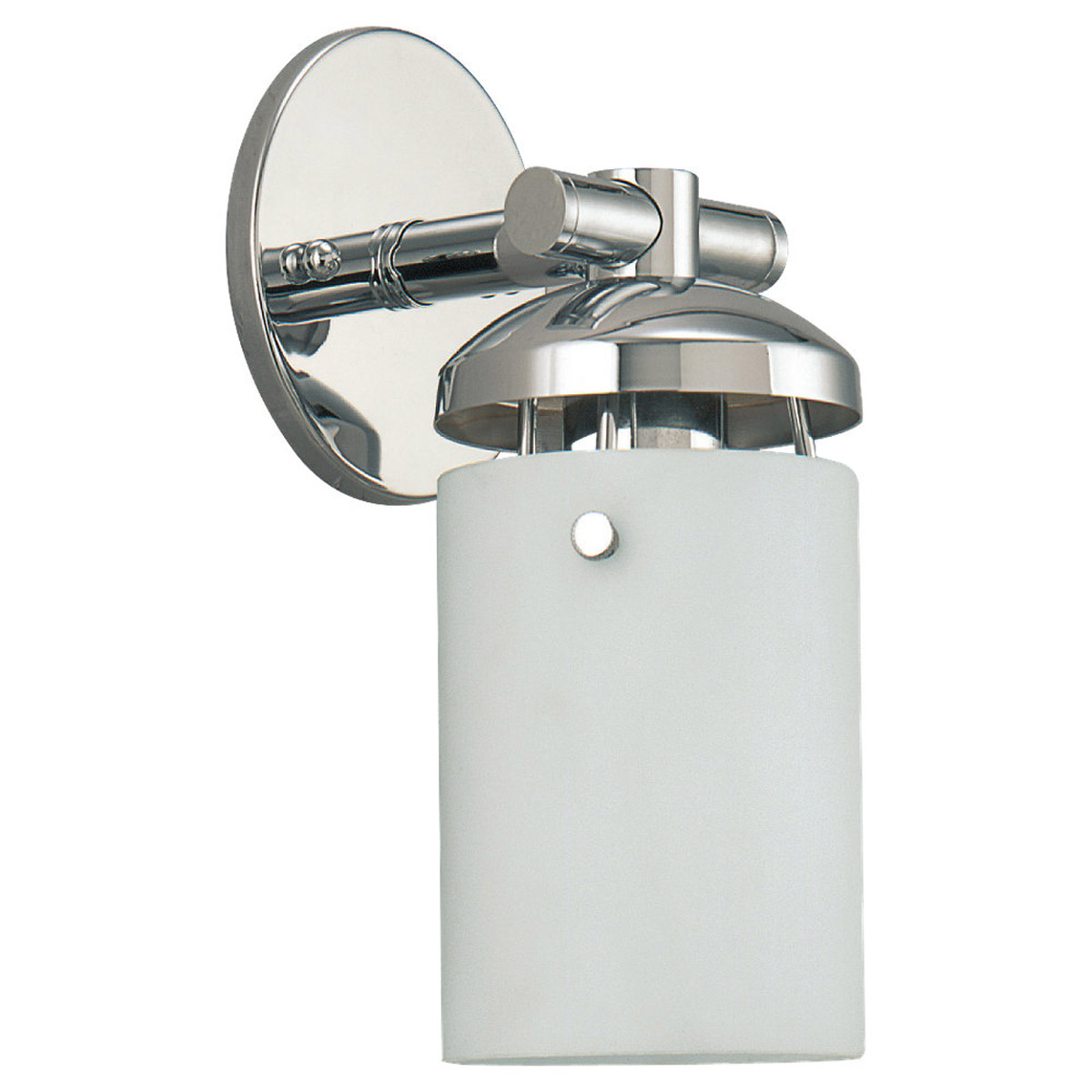 Sea Gull Lighting Bliss 1 Light Bath Vanity in Chrome 41044-05
