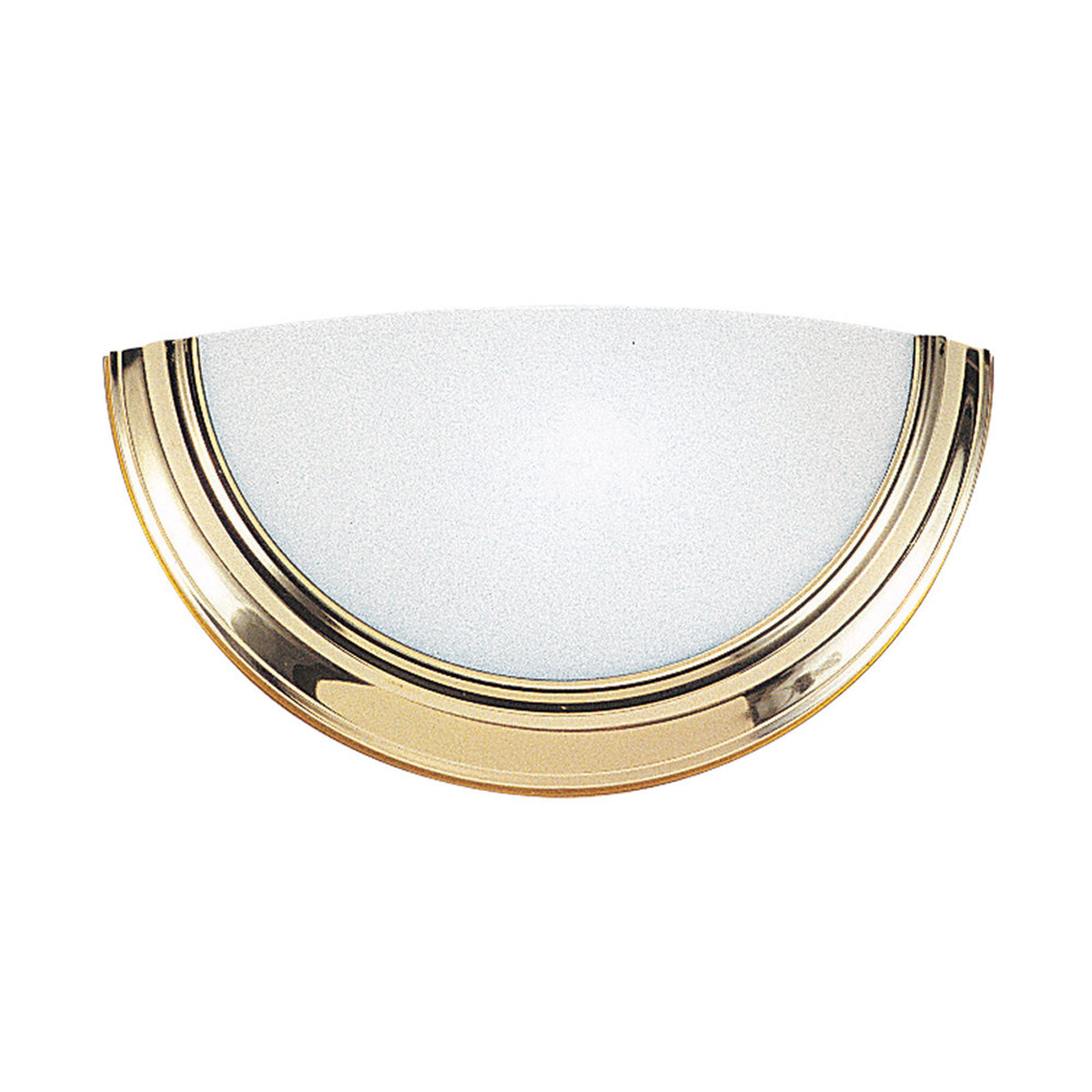 Sea Gull Lighting Signature 1 Light Bath Vanity in Polished Brass 4135-02 photo