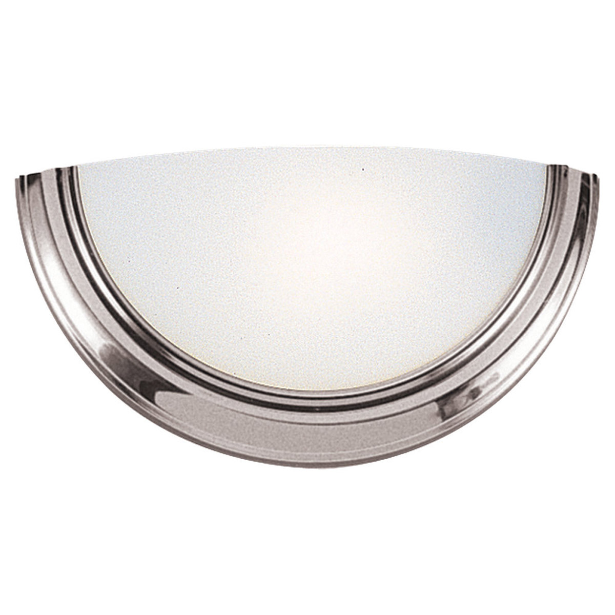 Sea Gull Lighting Signature 1 Light Bath Vanity in Brushed Nickel 4135-962