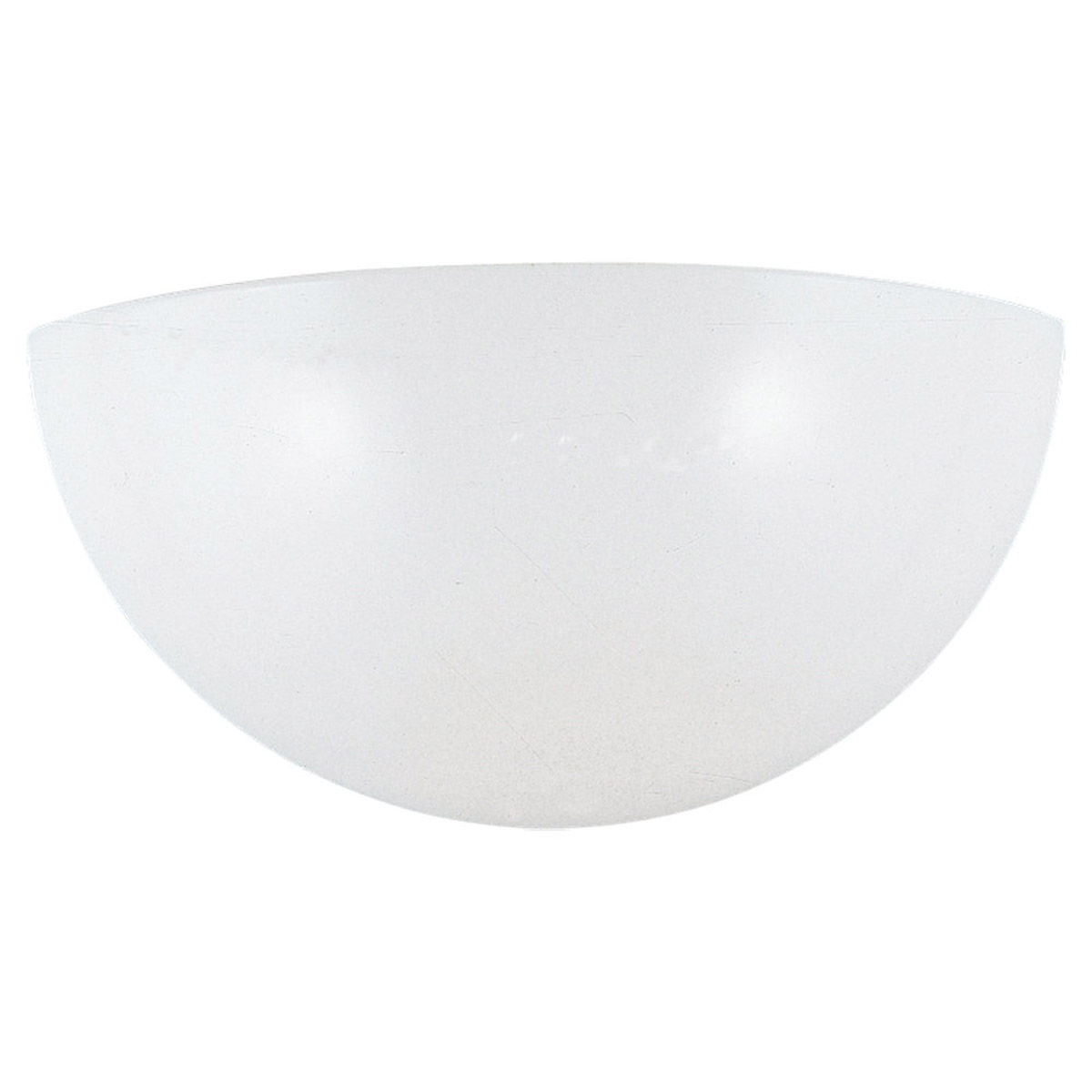 Sea Gull Lighting Signature 1 Light Bath Vanity in White 4138-15