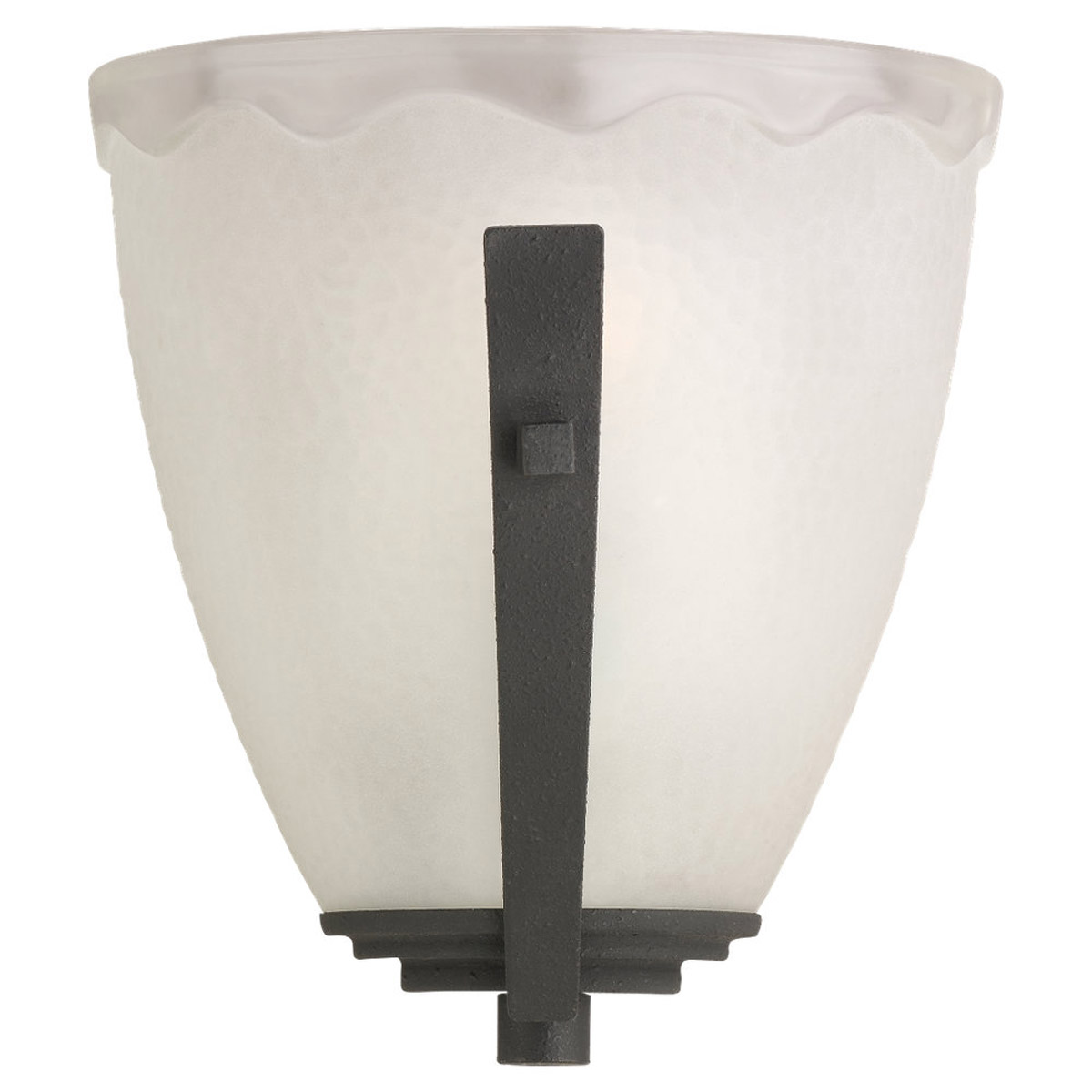 Sea Gull Lighting Signature 1 Light Bath Vanity in Blacksmith 41640-839