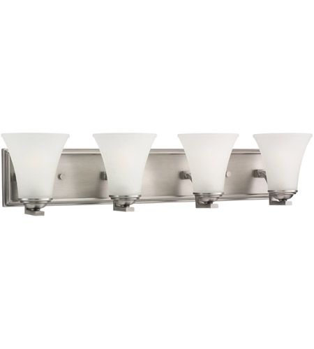 Sea Gull Lighting Somerton 4 Light Bath Vanity in Antique Brushed Nickel 44377-965