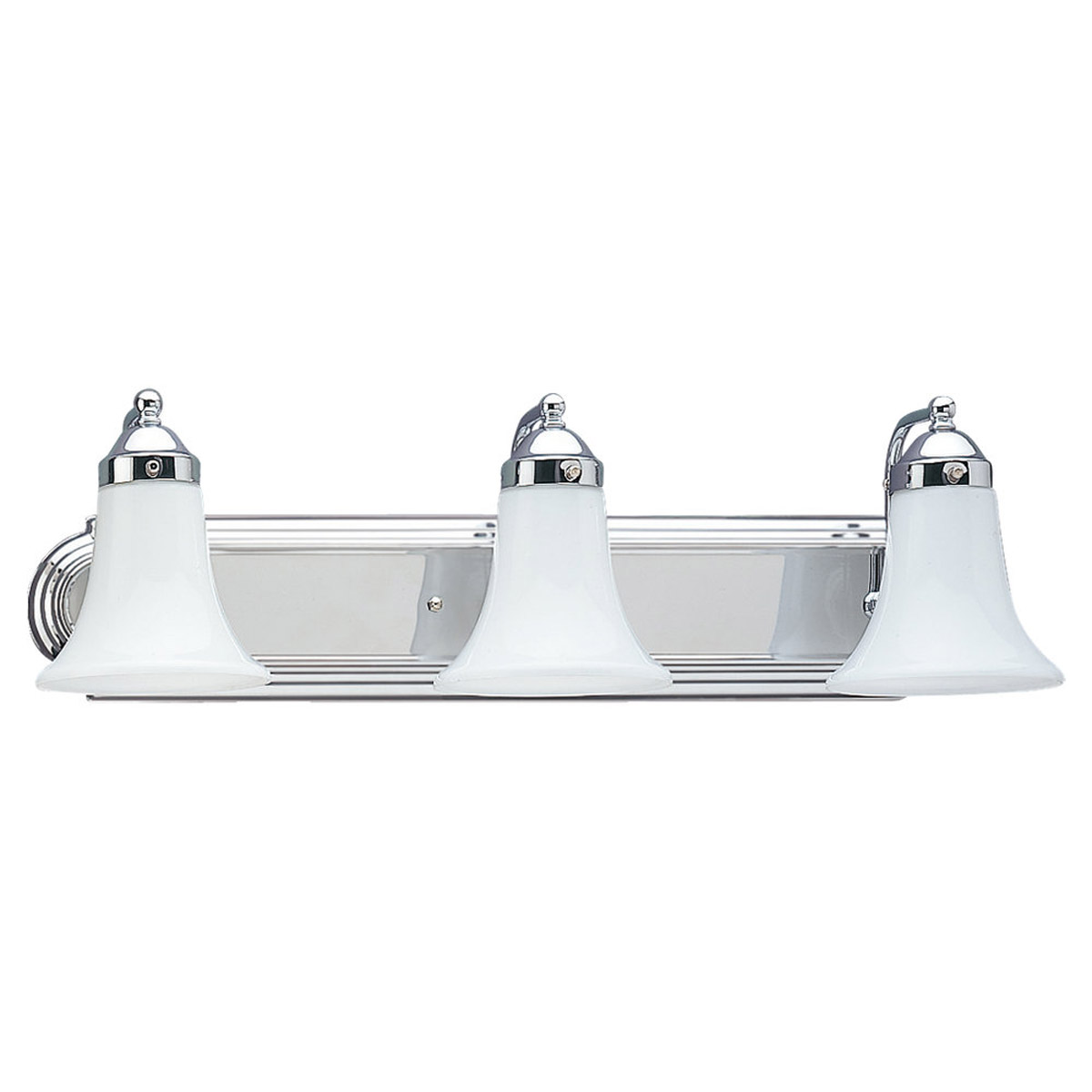 Sea Gull Lighting Astoria 3 Light Bath Vanity in Chrome 4859-05