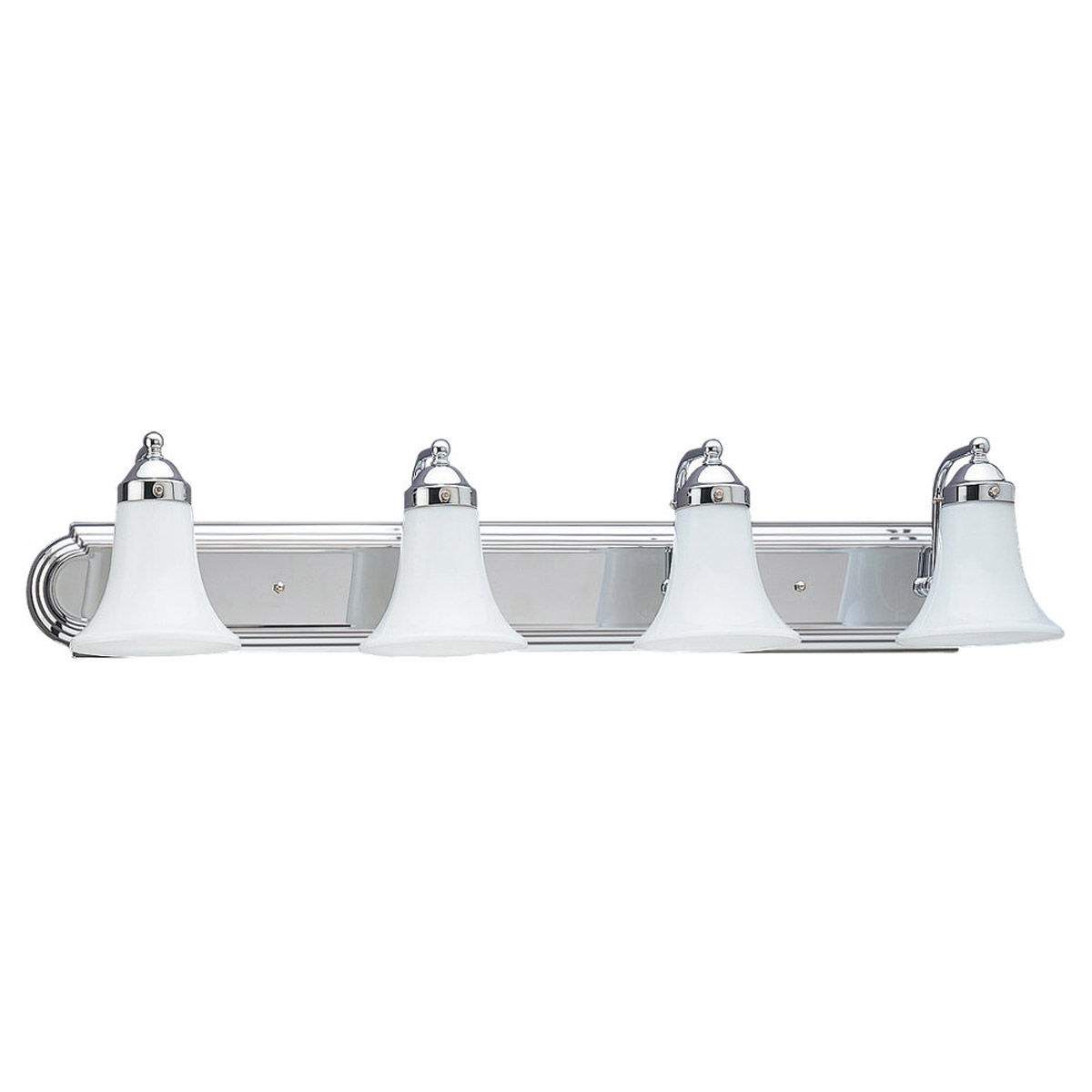 Sea Gull Lighting Astoria 4 Light Bath Vanity in Chrome 4860-05