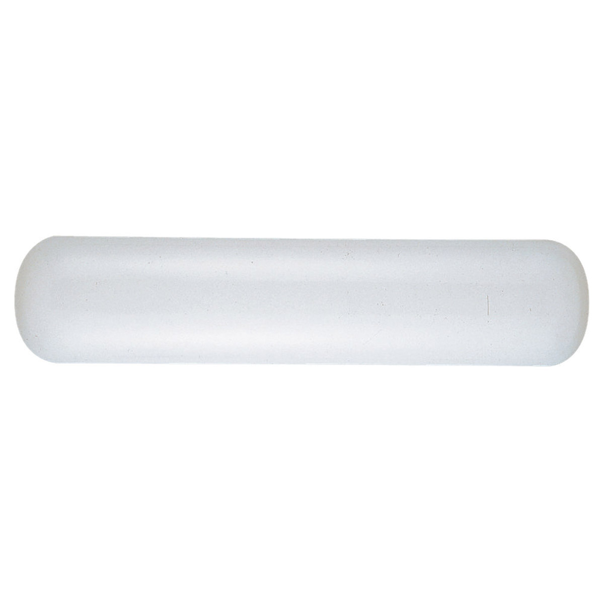 Sea Gull Lighting Pillow Lens Fluorescent 2 Light Wall Sconce in White Plastic 4908LE-68