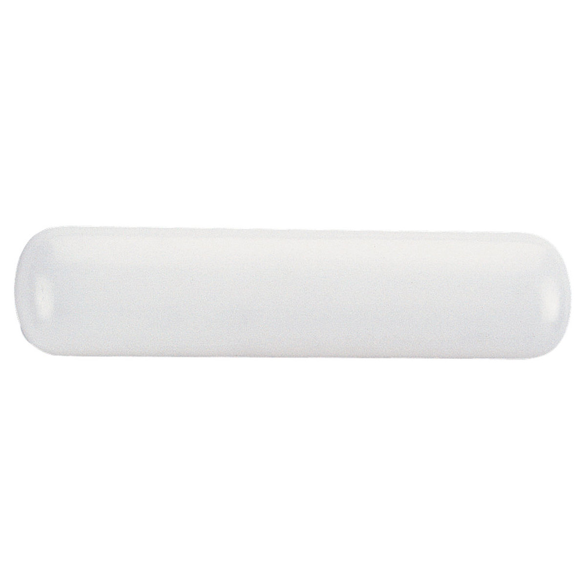Sea Gull 4910LE-68 Pillow Lens Fluorescent 2 Light 39 inch White Plastic Wall Sconce Wall Light in 38.75 in. photo