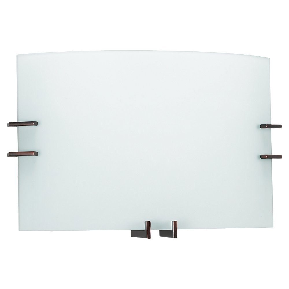 Sea Gull Lighting Signature 2 Light Wall Sconce in Burnt Sienna 49170BLE-710