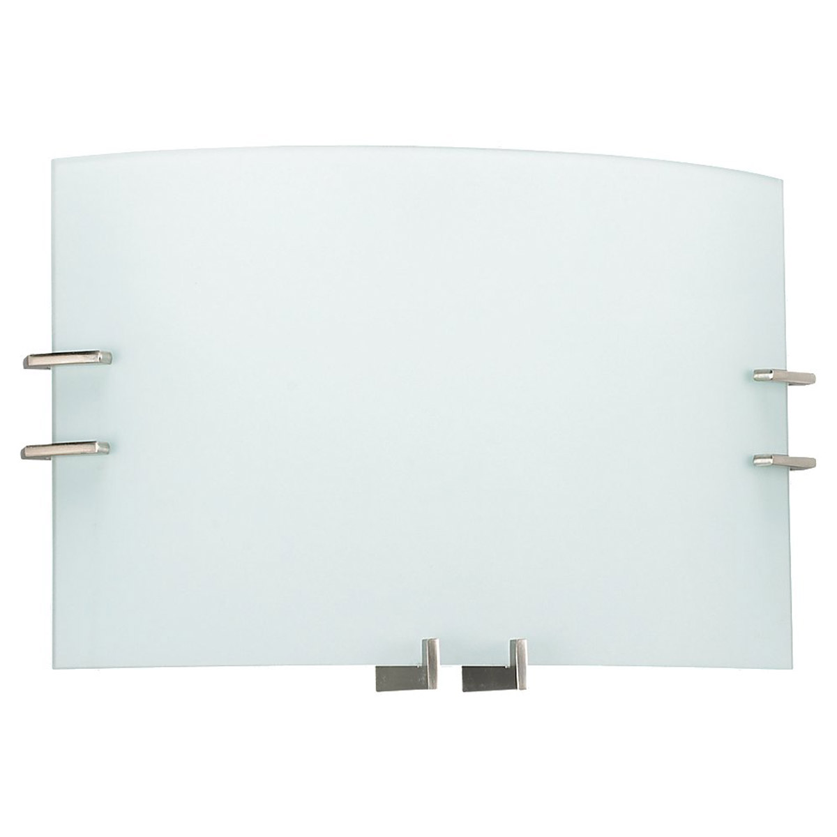 Sea Gull Lighting Signature 2 Light Wall Sconce in Brushed Nickel 49170BLE-962
