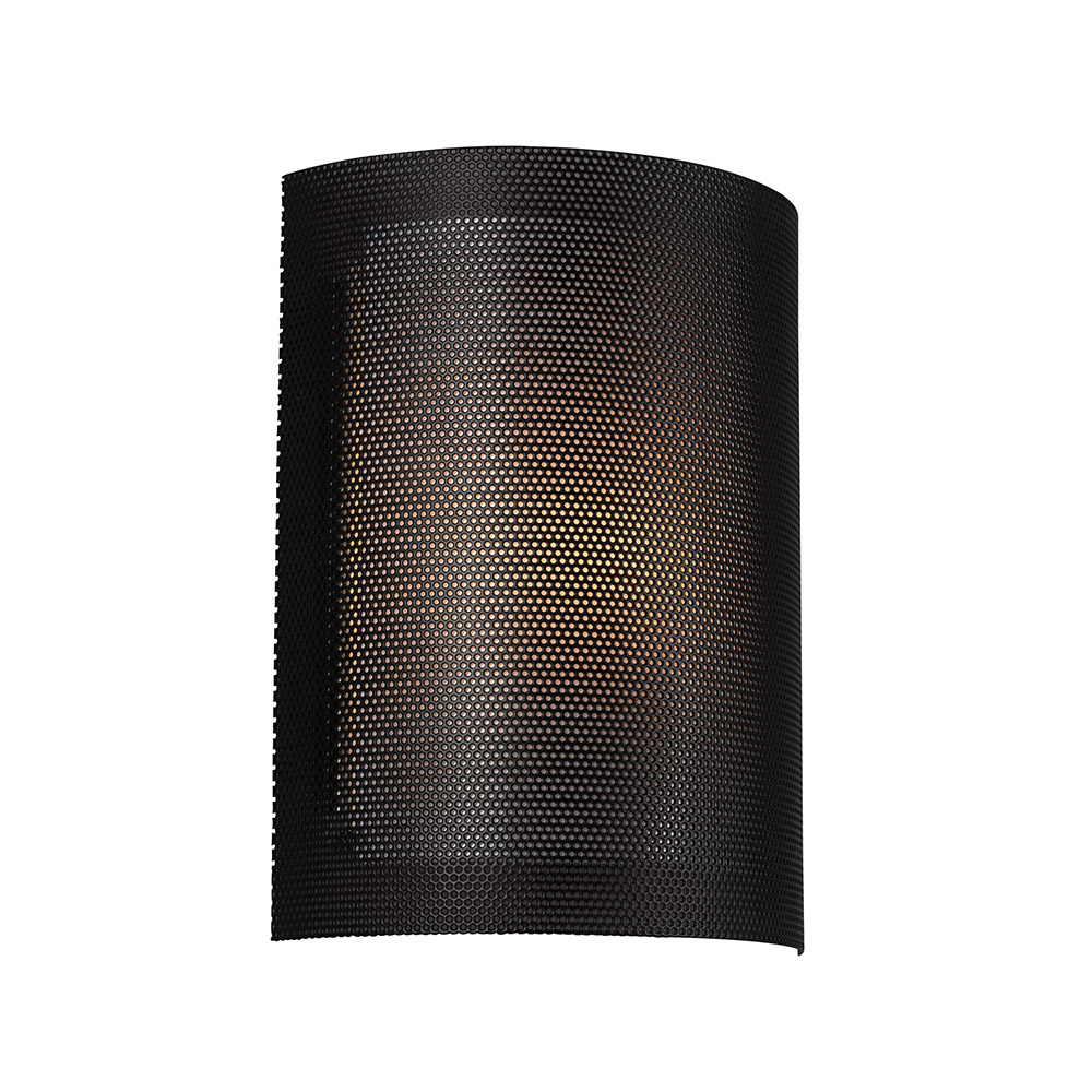 Sea Gull ADA 1 Light Bath Sconce in Black 49333BLE-12