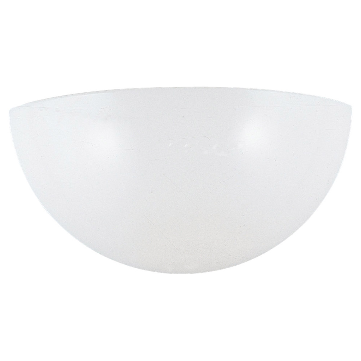 Sea Gull 4938BLE-15 Signature 1 Light 14 inch White Bath Vanity Wall Light photo