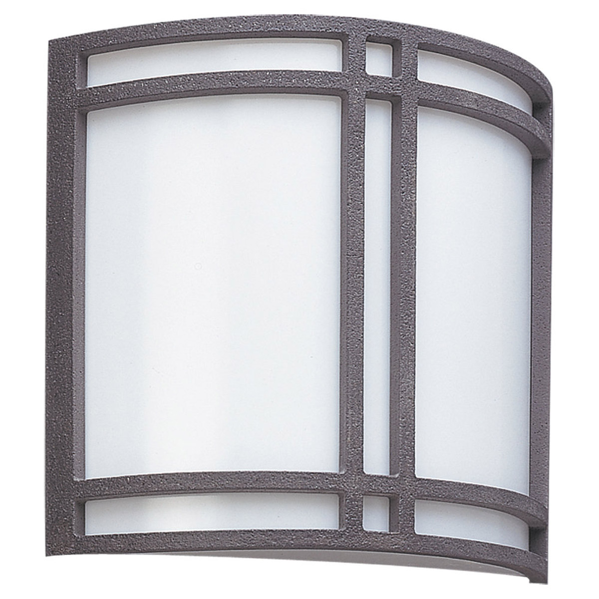 Sea Gull Lighting Piedmont 2 Light Fluorescent Wall/Bath/Vanity in Olde Iron 4966-72