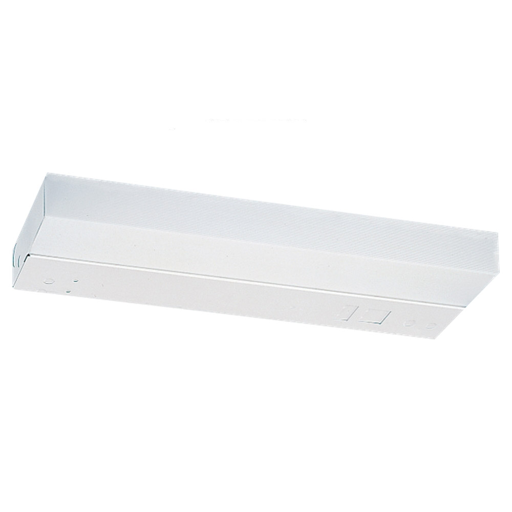 Sea Gull Lighting Undercabinet Fluorescent 1 Light Fluorescent Wall/Bath/Vanity in White 4971-15