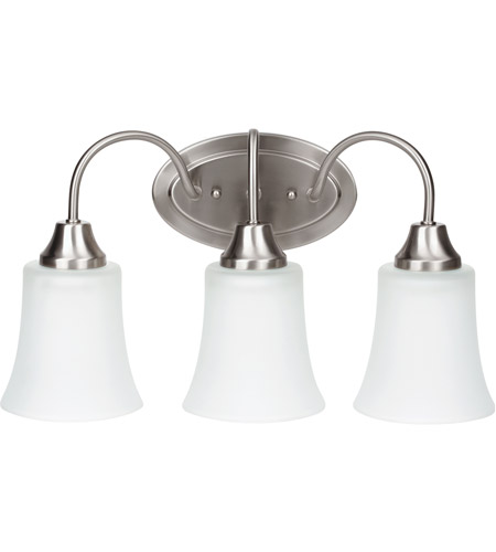 Sea Gull Lighting Holman 3 Light Vanity Light 49808BLE-962