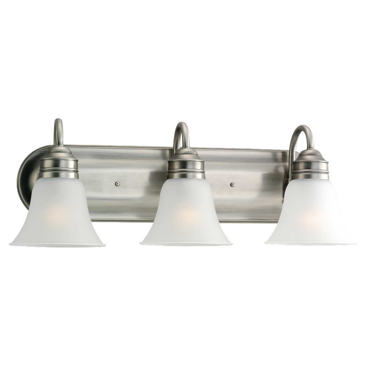 Sea Gull Lighting Gladstone 3 Light Bath Vanity in Antique Brushed Nickel 49852BLE-965