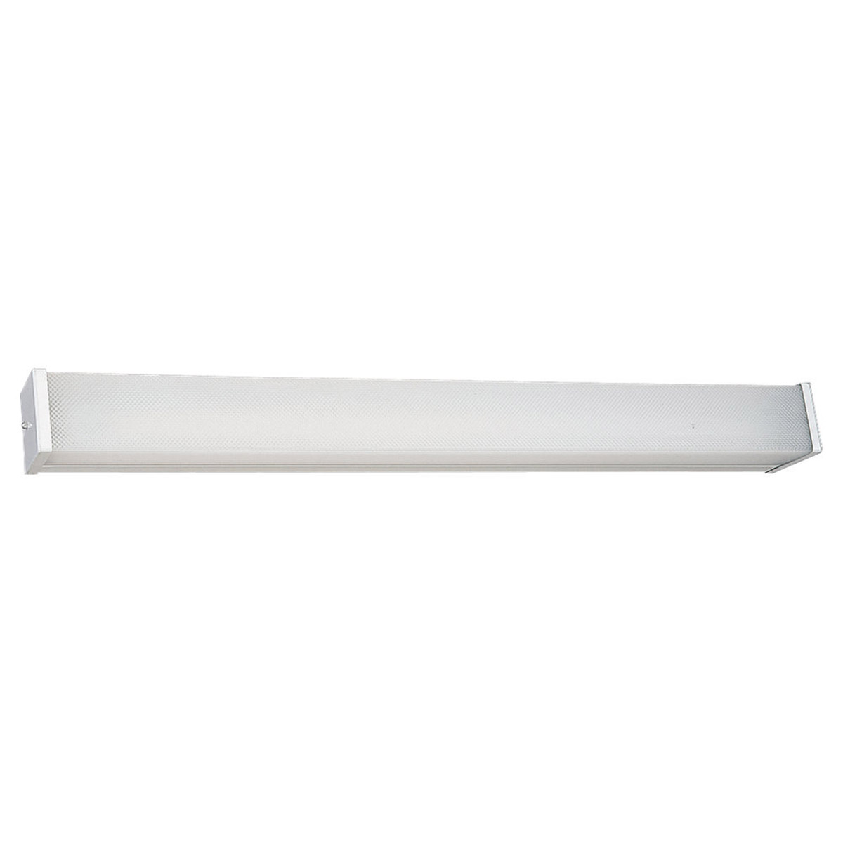 Sea Gull Lighting Signature 2 Light Fluorescent Wall/Bath/Vanity in White 4987LE-15