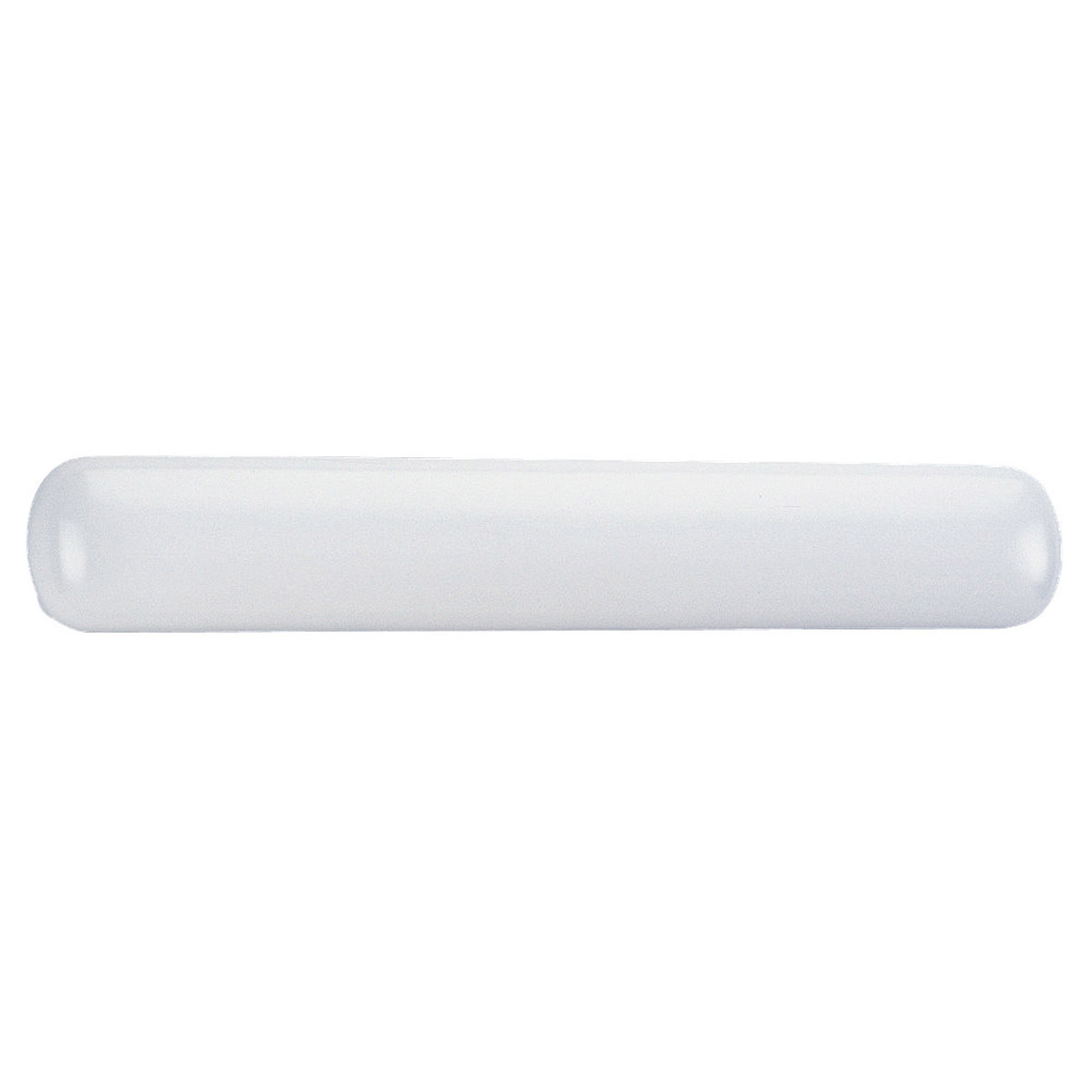 Sea Gull Lighting Pillow Lens Fluorescent 2 Light Wall Sconce in White Plastic 4989LE-68