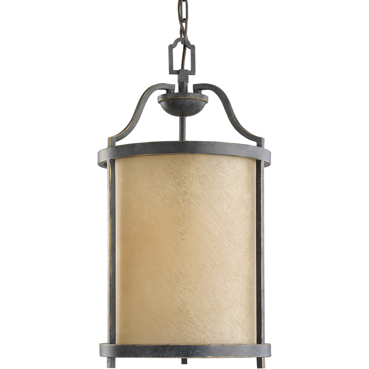 Sea Gull 51520-845 Roslyn 1 Light 11 inch Flemish Bronze Pendant Ceiling Light in Standard photo