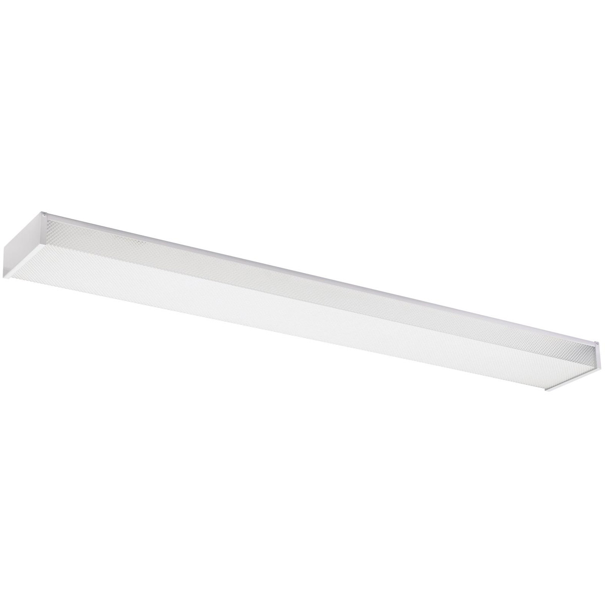 Sea Gull 59132LE-15 Signature 2 Light 7 inch White Fluorescent Flush Mount Ceiling Light photo