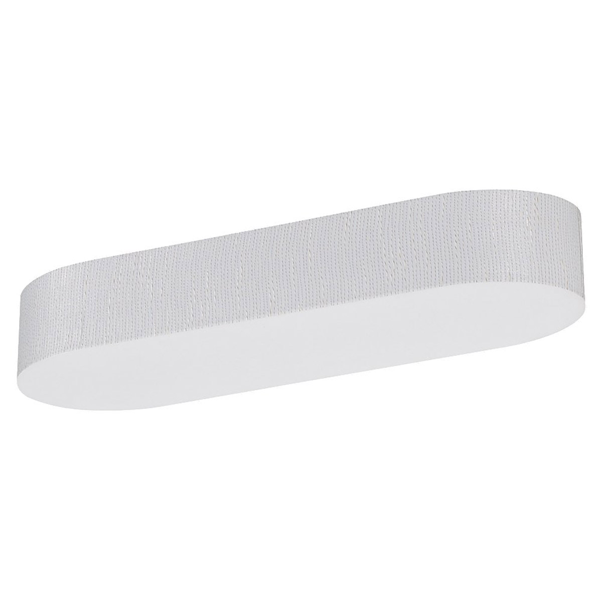 Sea Gull Lighting Signature Fluorescent Flush Mount in Vermicelli White 59280LE-633