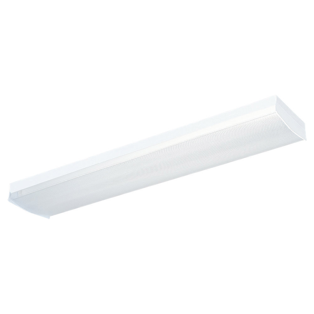 Sea Gull Lighting Signature 2 Light Flush Mount in White 5934-15