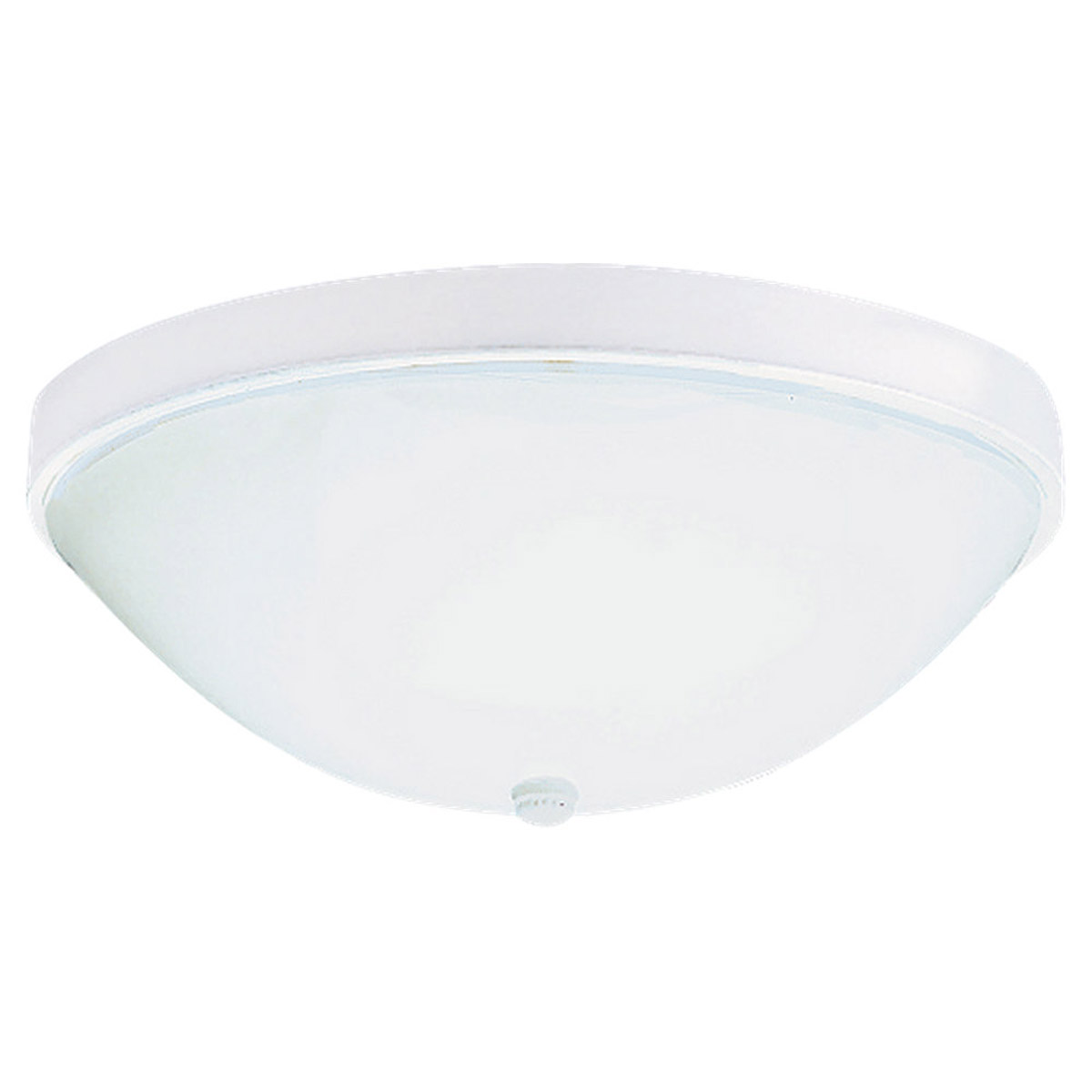 Sea Gull Lighting Signature 2 Light Fluorescent Flush Mount in White 5976BLE-15