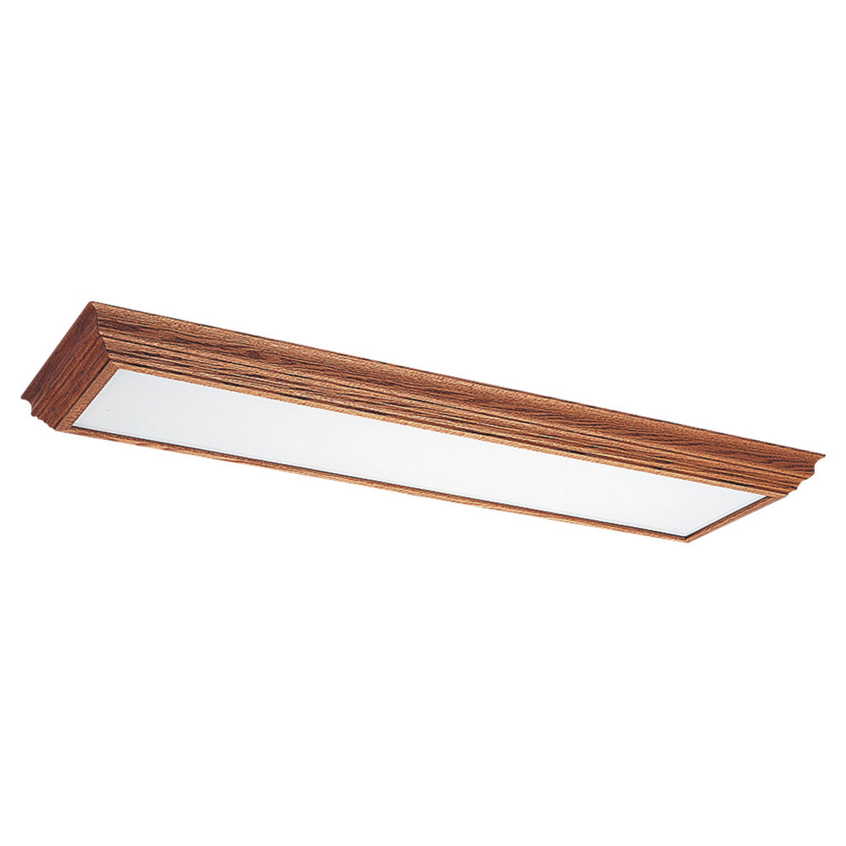 Sea Gull Lighting Signature Fluorescent Trim Only in Oak 5978-43