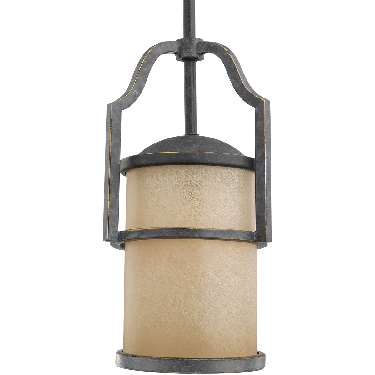 Sea Gull Lighting Roslyn 1 Light Pendant in Flemish Bronze 61520-845