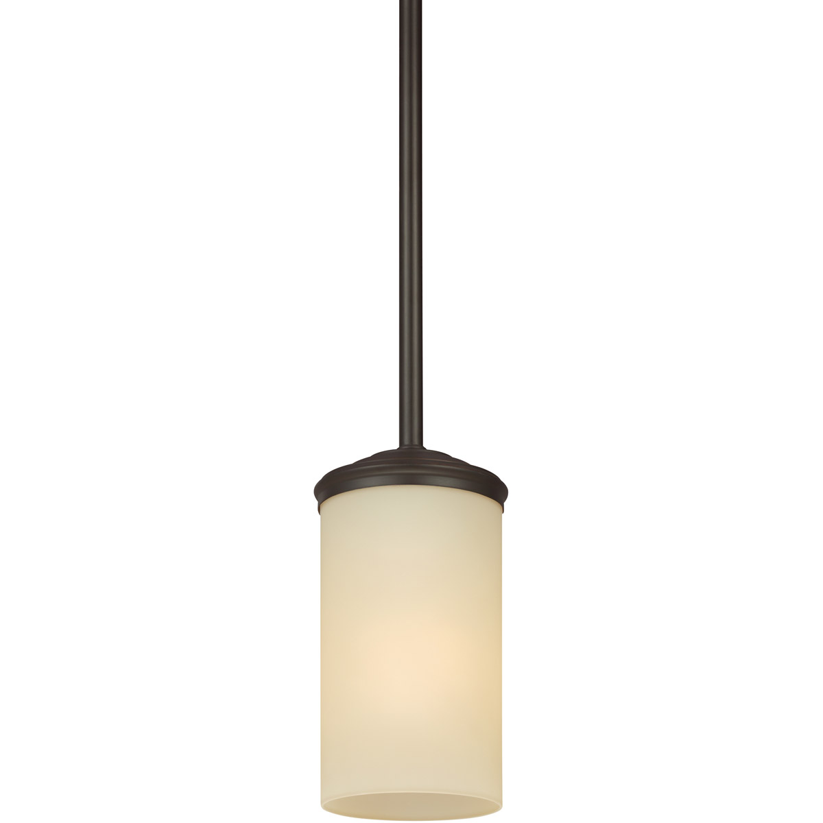 Sea Gull Sfera 1 Light Mini Pendant in Autumn Bronze 6190401-715