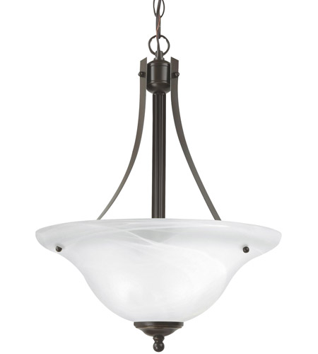 Sea Gull Lighting Windgate 2 Light Pendant in Heirloom Bronze 65941-782