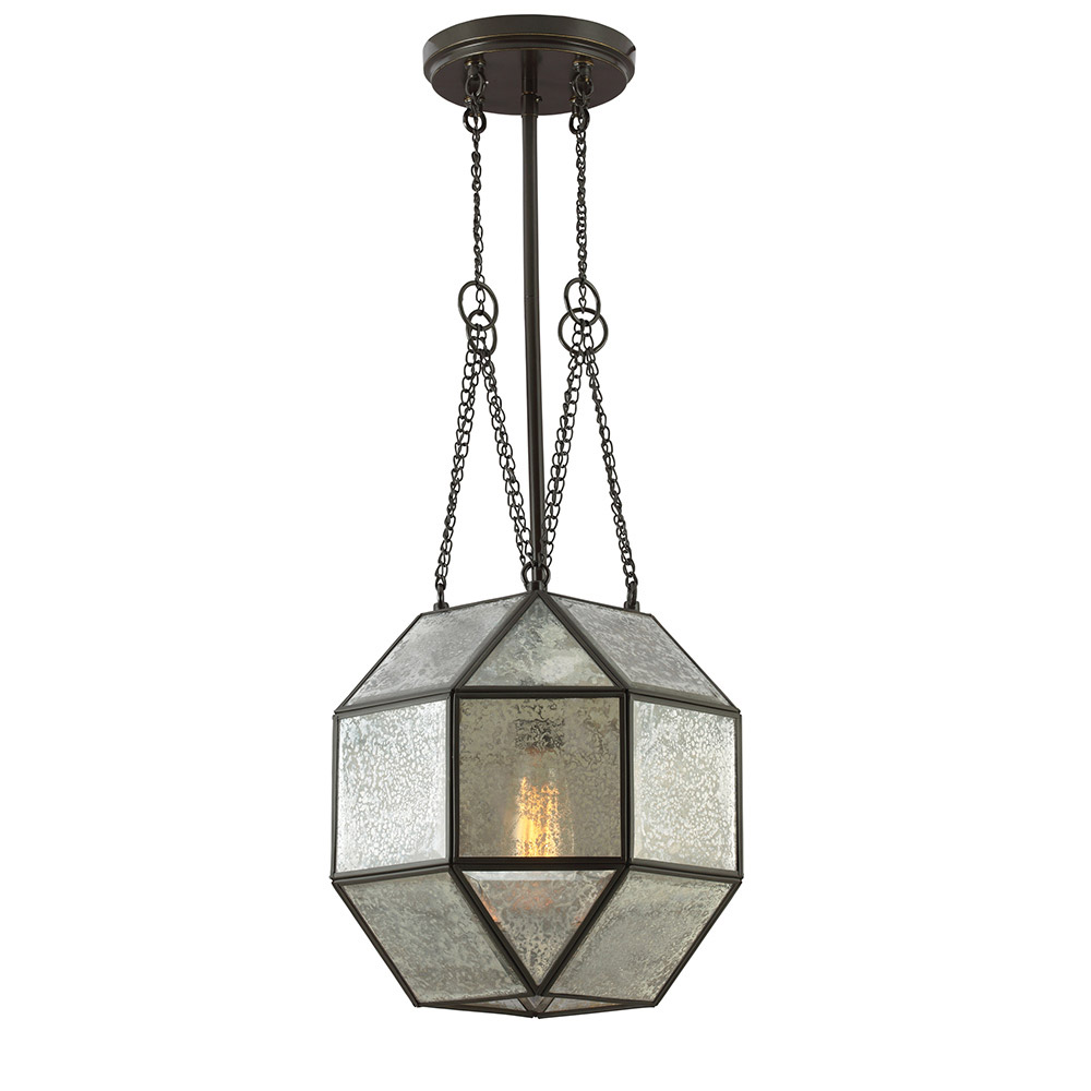 Sea Gull 6635404-782 Lazlo 4 Light 12 inch Heirloom Bronze Hall/Foyer Pendant Ceiling Light photo