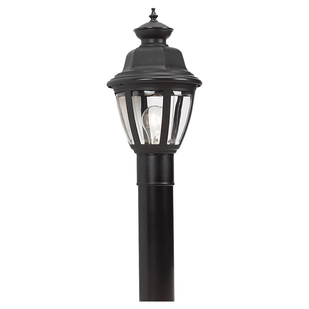 Sea Gull Lighting Belmar 1 Light Outdoor Post Lantern 82090-12 photo
