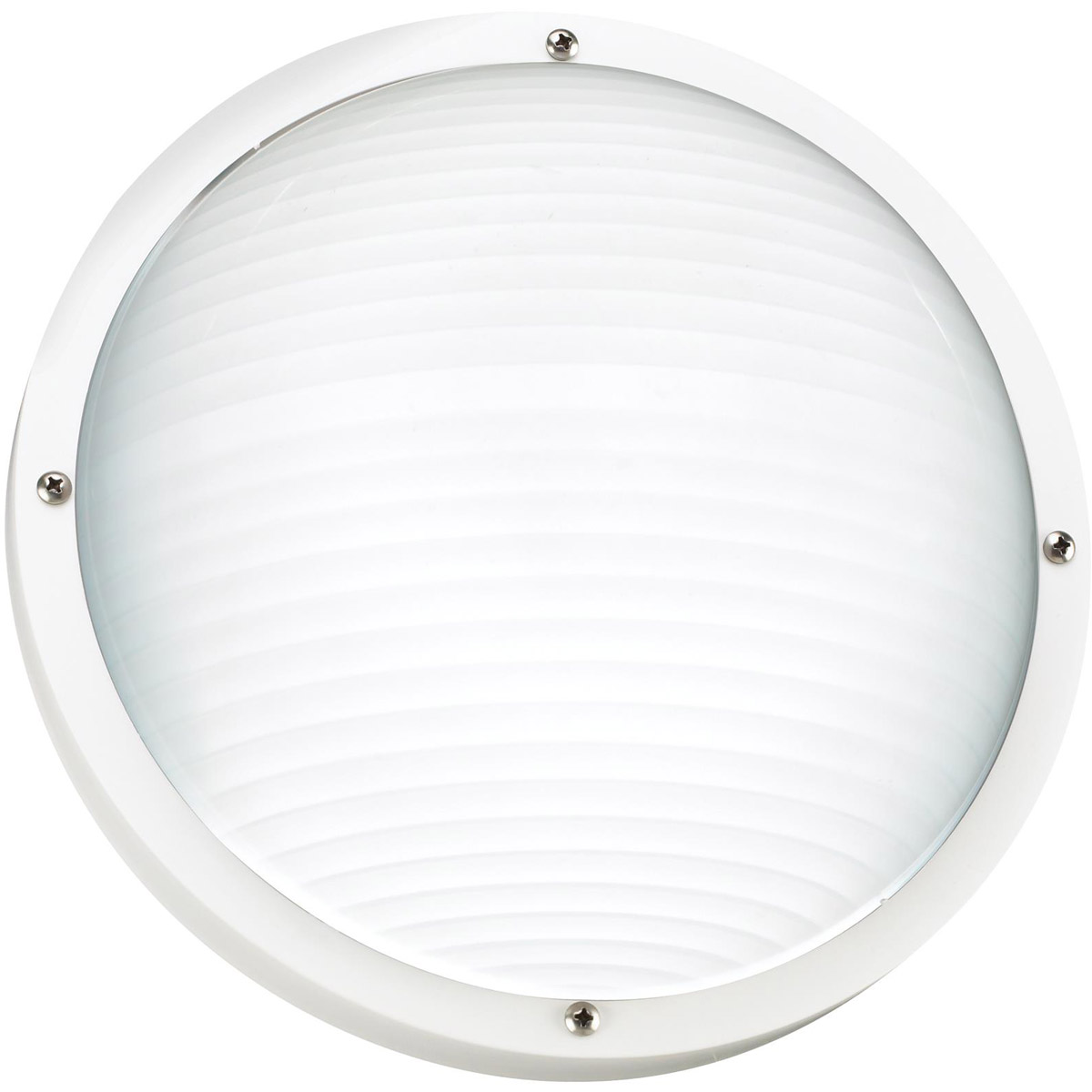 Sea Gull Lighting Bayside 1 Light Outdoor Wall Lantern in White 83057BLE-15