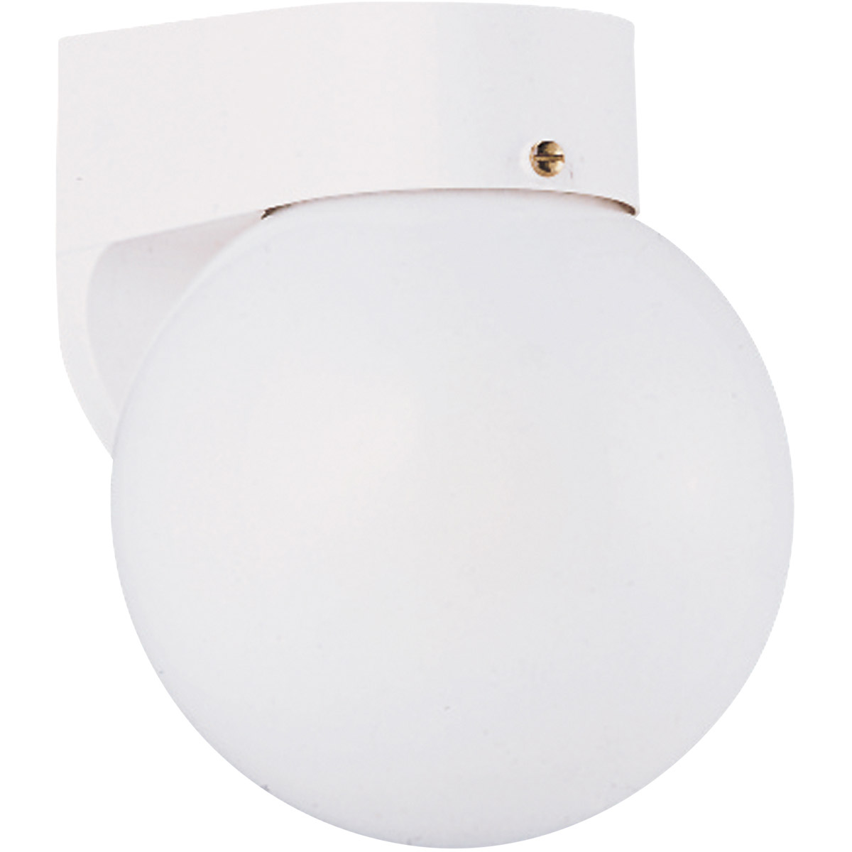 Sea Gull Lighting Signature 1 Light Outdoor Wall Lantern in White 8753-15
