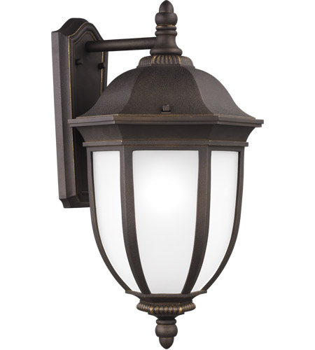 Sea Gull 8829301EN3-71 Galvyn 1 Light 23 inch Antique Bronze Outdoor Wall Lantern photo thumbnail